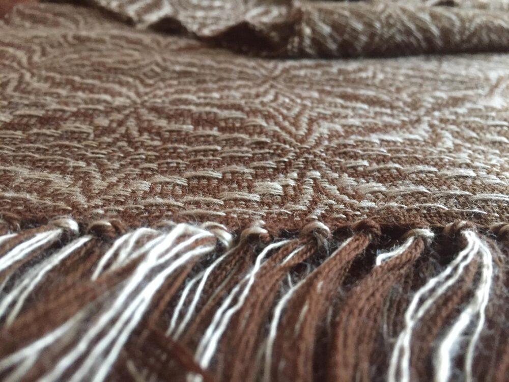 Handweberei, nachhaltige Textilien
